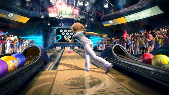 Kinect Sports.