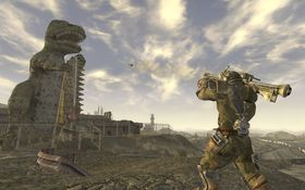 Fallout: New Vegas utvikles av flere gamle Interplay-profiler.