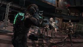Gibeau mener Dead Space 2 var bedre enn eneren.