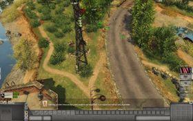 Stillingsangrep i de russiske skoger. Se opp for Hitlersaga a.k.a. MG-42!