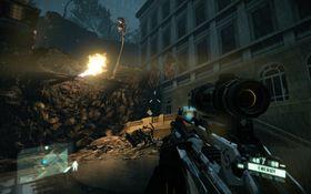 Crytek har nese for detaljer.