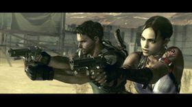 Resident Evil 5 var populært.