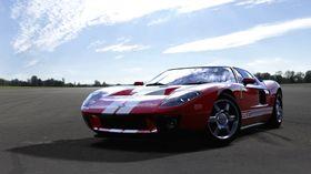 Et av de første bildene av Forza 4.
