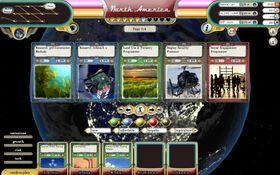Noen av kortene du kan spille.