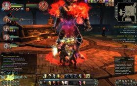Spillets første «dungeon».