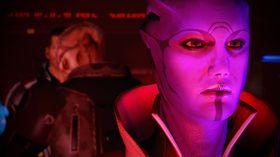 Rare romdamer i Mass Effect 2.