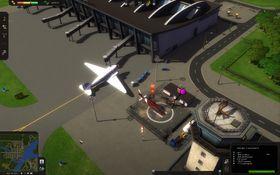Du kan ikke drive flyplass, men flytog.