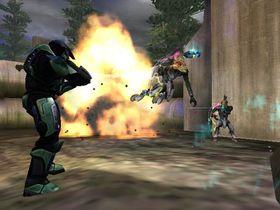 Slik så Halo ut i 2002.