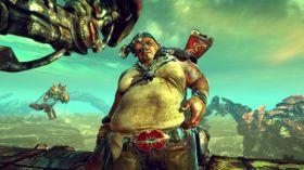 Pigsy er en av spillets minneverdige figurer.