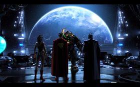 Lex Luthor drar tilbake til fortiden.
