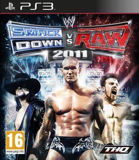 WWE: Smackdown vs RAW 2011.