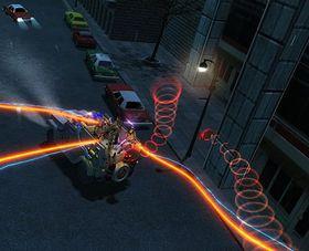 Ett av få bilder av det nye spillet.