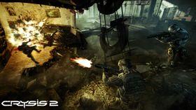Crysis 2 ser veldig imponerende ut.