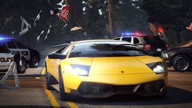 Need for Speed: Hot Pursuit.