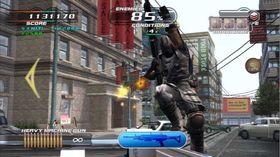 Dette er typisk, ein soldat med eit våpen som peikar oppover