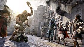 Assassin's Creed: Brotherhood spås å bli en av årets største titler.