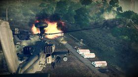 Eksplosjoner er en viktig del av alle spill.