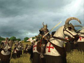 Middelalderens hellige krigere var mye kulere enn dagens.