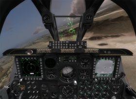 Mye å holde orden på i cockpiten.