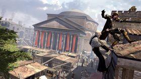 Roma er seg selv likt.