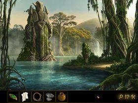 En av spillets eksotiske destinasjoner.