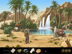 En perle i ørkenen.