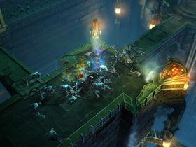 Et av Diablo-seriens fremste særtrekk er mengden fiender, og Diablo 3 skuffer neppe.