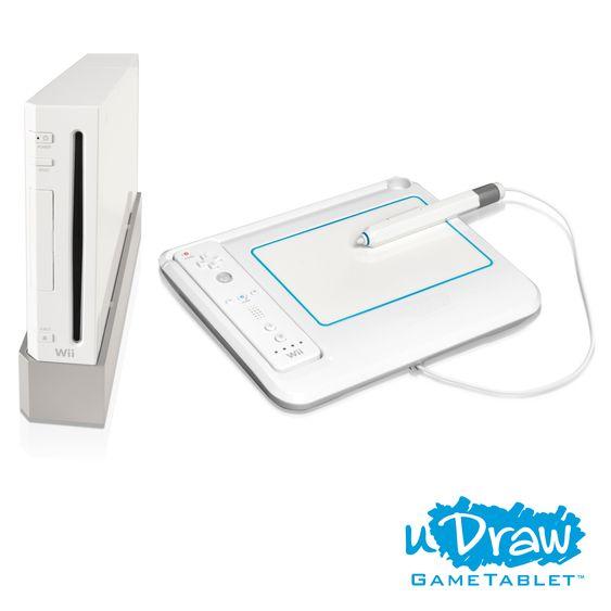 Tegnebrettet (og en Wii).