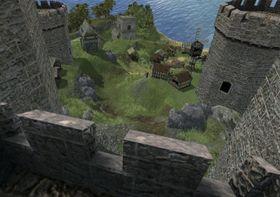 Bygg store middelalderslott.