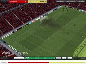 FC Twente jubler for scoring i den nederlandske toppdivisjonen.