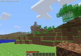 Slottet fra en annen vinkel.