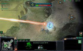 Laserbehandling - effektivt mot rykende og sinte Protosser!