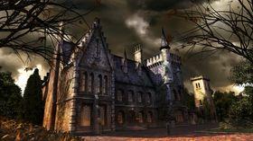 Det er ikke rent få eventyrspill som har et av disse husene.