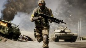 Battlefield: Bad Company 2.