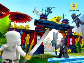 Lego-kamp.