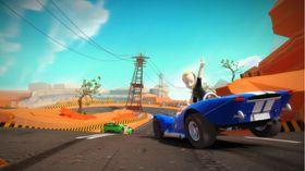 Kinect Joy Ride.