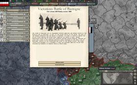 Kampen om Bastogne var hard.