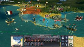The Peninsular Campaign tar for seg den spanske frigjøringskampen.