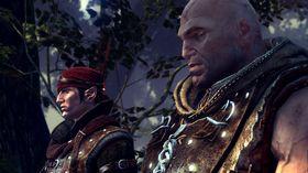 Mellomsekvensene ser veldig bra ut, og særlig figurenes ansikter er overraskende realistiske.
