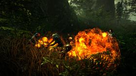Det nye kampsystemet er spennende, og byr på en kombinasjon av magi og nærkampsangrep.