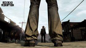 Krangler avgjøres selvsagt med revolvere like ofte som snakketøyet, til spillerens glede.