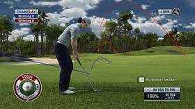 Sånn ser verden ut for golfere.
