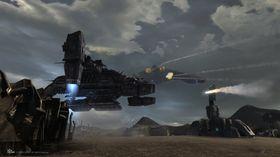 Digre skip spiller en sentral rolle i begge av CCPs annonserte spill.