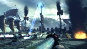 Et av de kulere stedene i spillet.