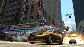 Bilde fra flerspillerdelen.