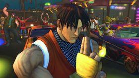 Gamle og nye krigere i Super Street Fighter IV.