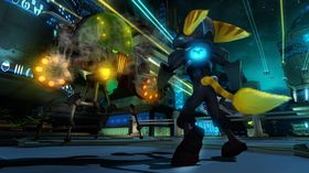 Ratchet & Clank: A Crack in Time.