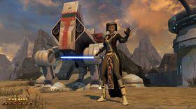 Jedi Consular er en veldig spennende klasse, med mange ess i ermet.