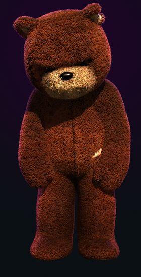 Har du sett denne bjørnen?