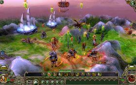 Krevende interessant og strategi i Elven Legacy.